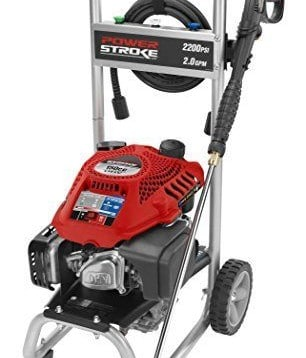 Review: The Powerstroke PS80519 Pressure Washer