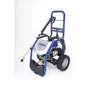 Review: The Yamaha 3000 PSI Pressure Washer