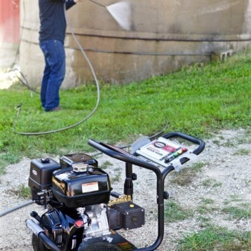 Best Gas Pressure Washer Reviews