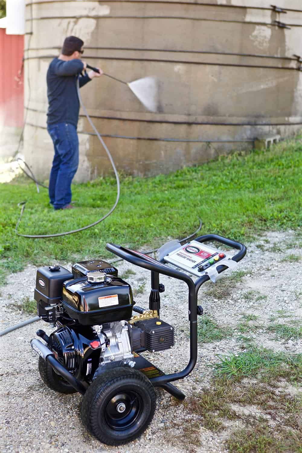 Best Gas Pressure Washer Reviews Pressure Cleaned